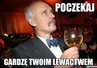 #korwin #lewactwo