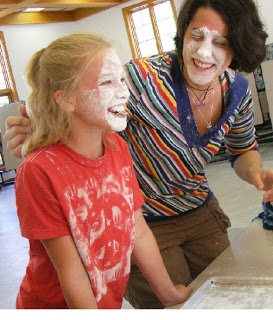 """The Flour Game"" – A FUN Holiday Tradition! 