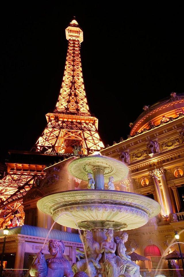 Paris at Night  ♥ ♥