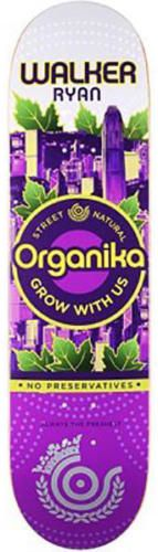 Other Skateboard Parts 159076: Organika Skateboard Deck - Natural Walker Ryan - 8.1 -> BUY IT NOW ONLY: $79.99 on eBay!
