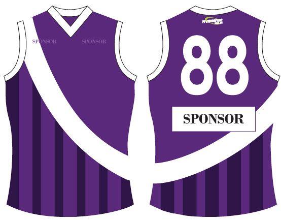 Dockers Custom AFL Jerseys
