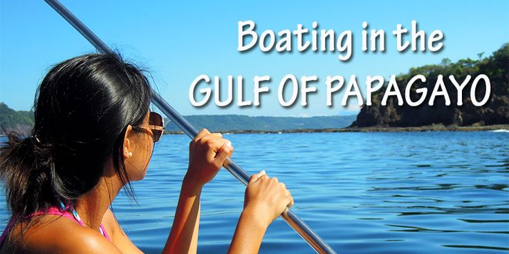 Our adventures boating around the Gulf of Papagayo in Costa Rica