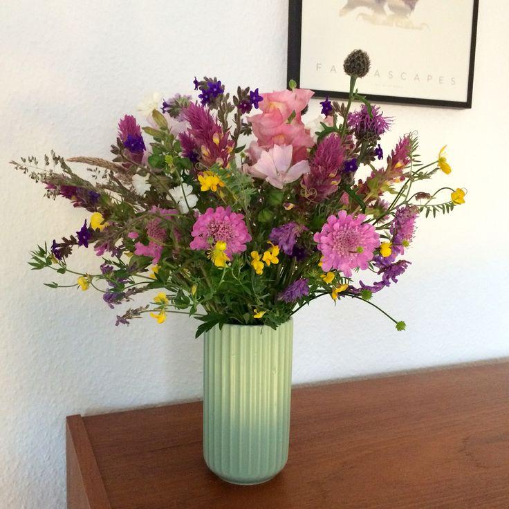 Organic and wild flowers, slowflowers, vildevioler.dk