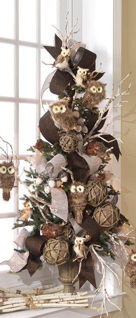 hmm owls tree....
