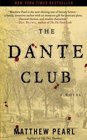 The Dante Club, by Matthew pearl (definitely a cerebral read)