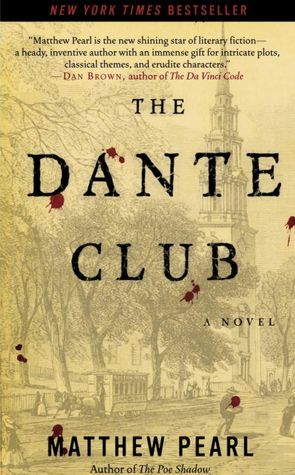 A gripping thriller set in post-civil-war America. As Harvard poets translate Dante's Inferno into English, a series of strange murders begin occurring around the city. It's a great sleuth novel, in spite of not having actual detectives.