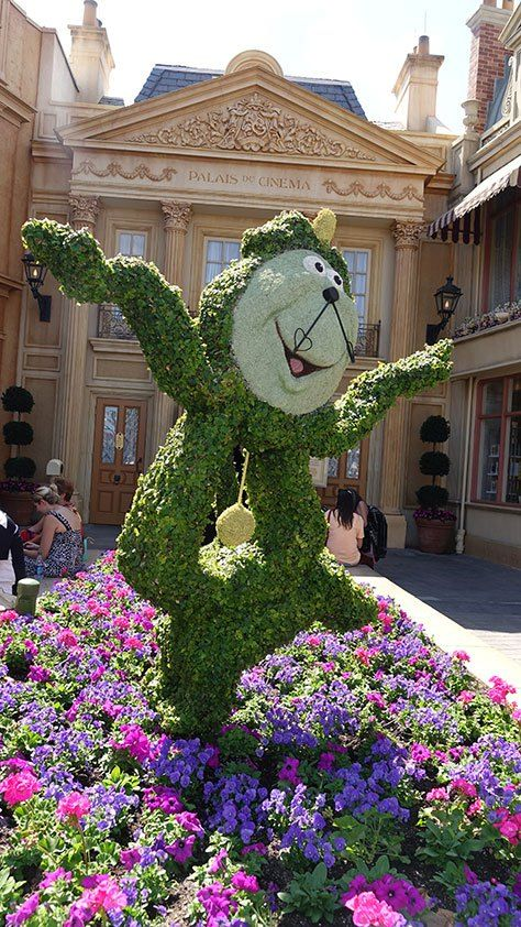 10866 best topiary images on pinterest topiary garden - Epcot flower and garden concerts ...