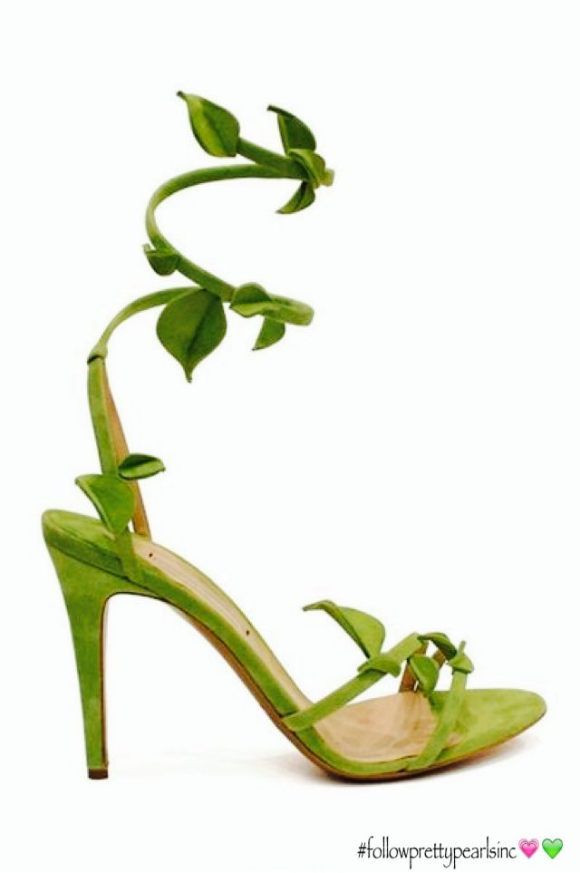 Shoe of the Ivy AKA 1908 #followprettypearlsinc