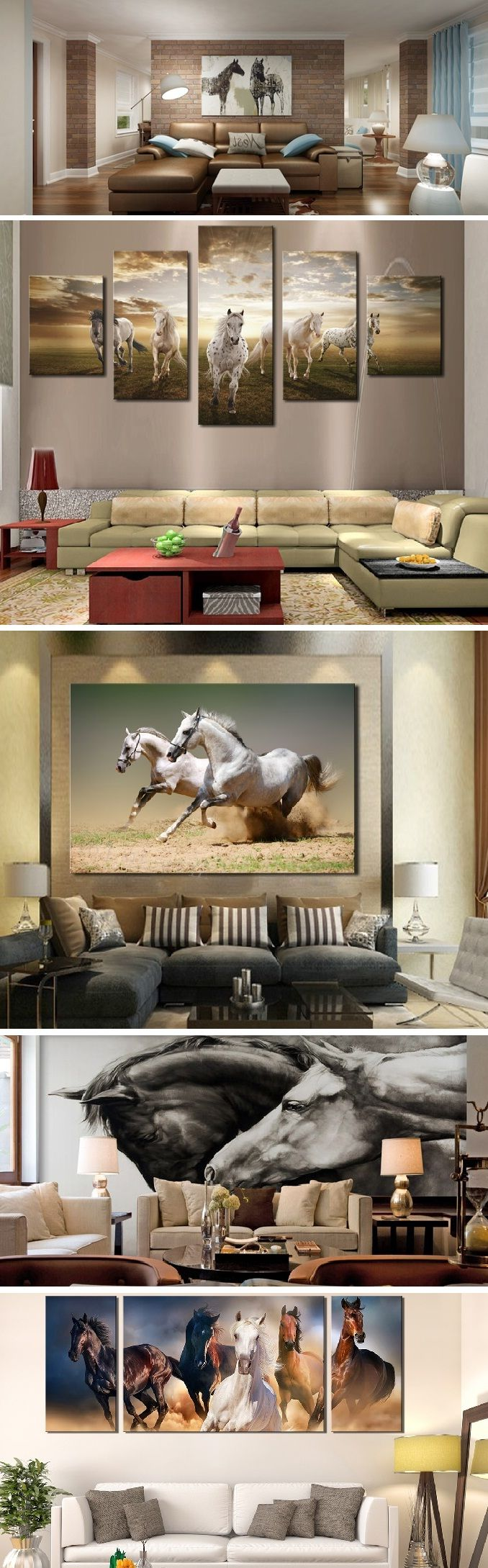Home Interiors Horse Pictures
