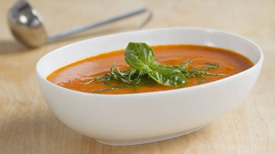 Deliciosa receta de salsa de pimientos del piquillo y tomate. cómo hacer esta receta económica, rápida y fácil. Salsa de pimientos del piquillo y tomate