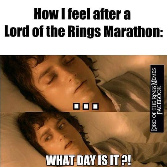 That's what summers are for! #LOTR  /  http://saltlakecomiccon.com/slcc-2015-tickets/?cc=Pinterest