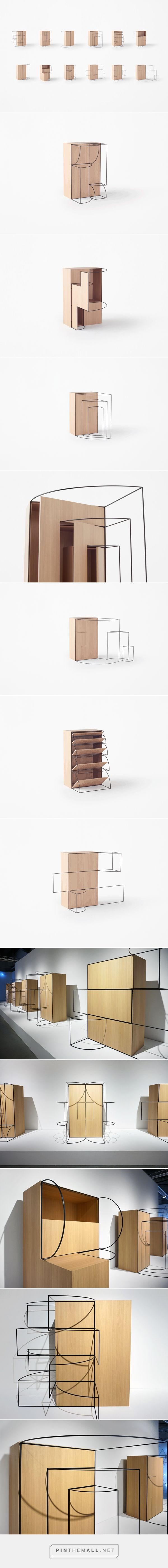 nendo trace collection for collective design fair - created via https://pinthemall.net
