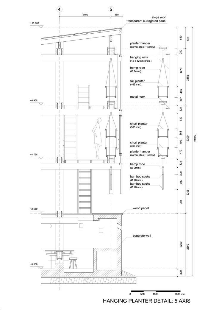 06_-_College_of_Environmental_Design_UC_Berkeley___Kengo_Kuma___Associates_planter_detail_axis_5.jpg (2000×2829)
