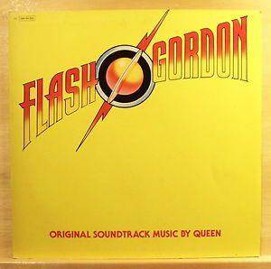 QUEEN - Flash Gordon - mint minus - Vinyl LP - OST - OIS - Top Rare
