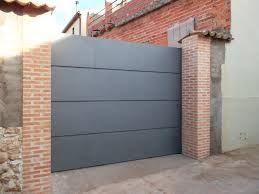 Resultado de imagen para puertas corredizas en carpinteria metalica