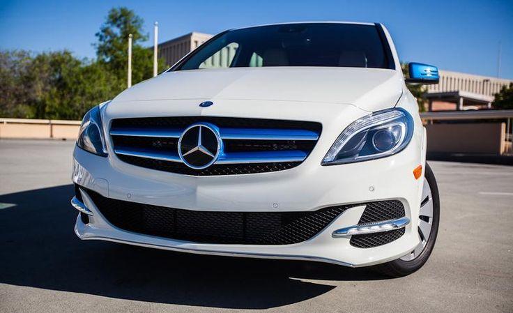 cool Mercedes-Benz B-class Electric Drive