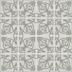 Huis van Haaz - kitchen floor idea