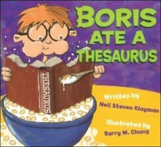 Books About Words - to Increase Vocabulary