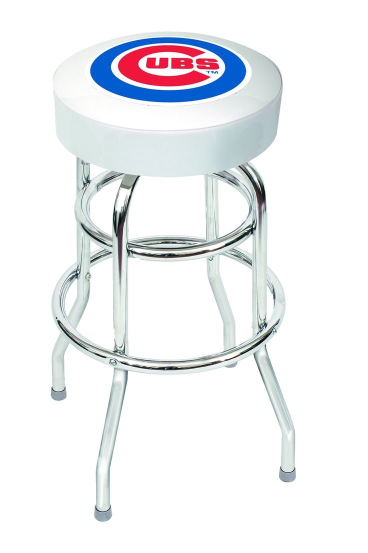 Bar Stool Chicago Cubs Old Bar Stools Pinterest