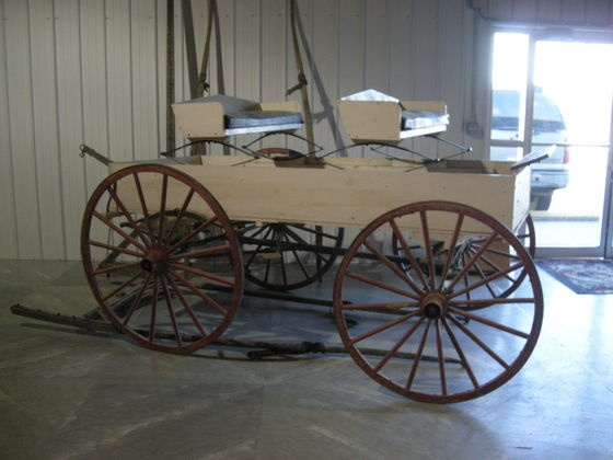 Horse Drawn Buckboard Plans Woodworking Projects Amp Plans