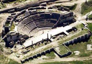 LA MANCHA: SEGOBRIGA-Parque Arqueológico   Esta Comunidad Aut...
