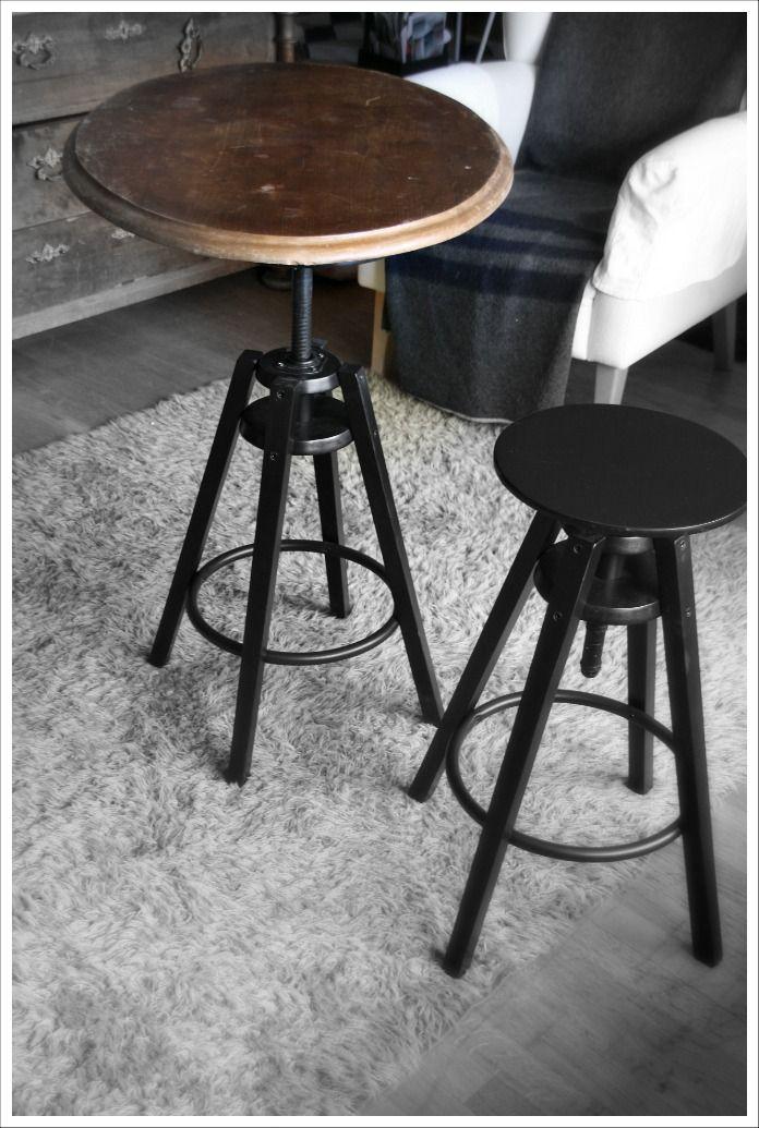 Vintagentti: Baarijakkarasta ruokapöydän runko