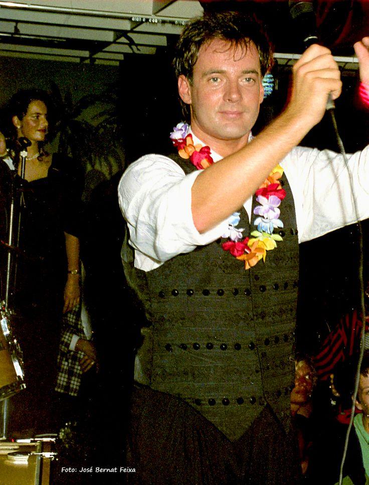 Gerard Joling in 1991