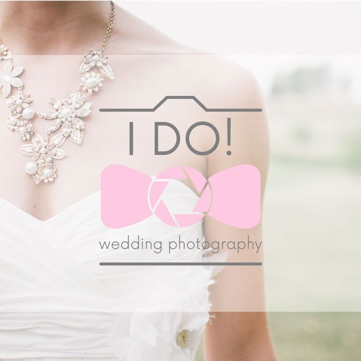 Wedding photographer's logo. #logo #logodesign #creativelogodesign #photographerslogo #wedding #weddingphotographer