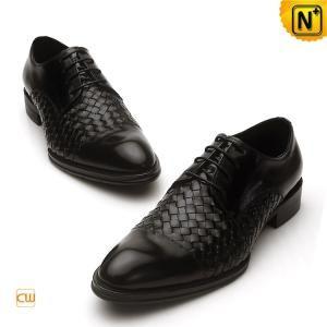 Мужская итальянский ручной работы из кожи обувь Оксфорд CW762002 по cwmalls