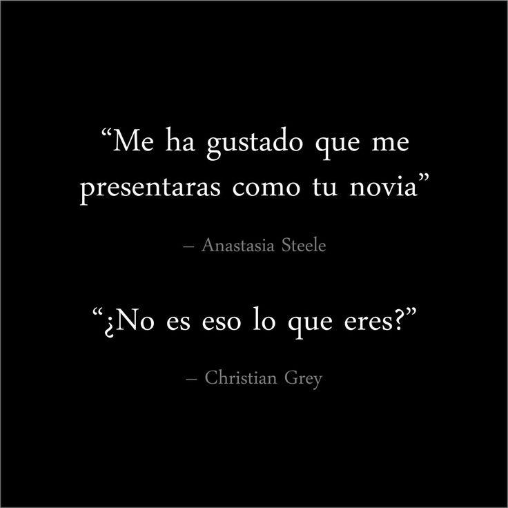 50 Sombras De Grey Fifty Shades Of Grey Sombras De Grey Pensamientos 50 Sombras De Grey