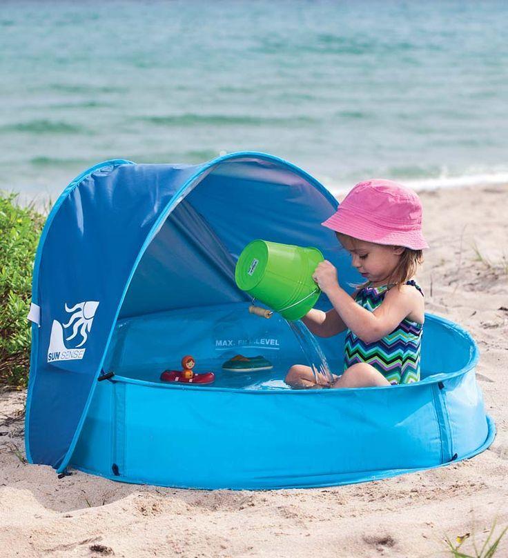 Beach Pool Pack 'n' Play Liapela.com