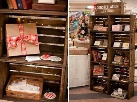 Olha essa estante que perfeição!