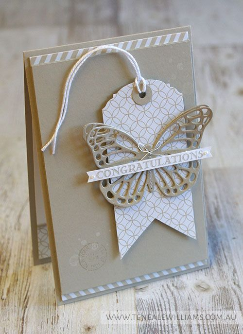 Teneale Williams   Stampin Up! Artisan Australia   Moonlight DSP and Guys Greeting featured