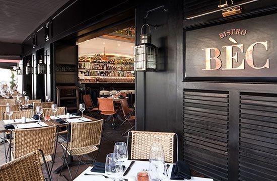 Bistro Bec, Restaurante de comida francesa en el corazon de #Polanco  #QueremosComer