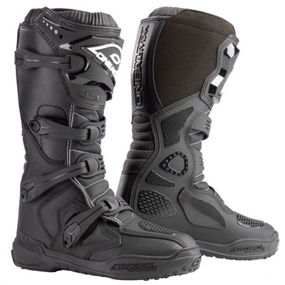 2016 O'Neal #Element Dirt Bike #Boots Black Check them out at www.shopena.com