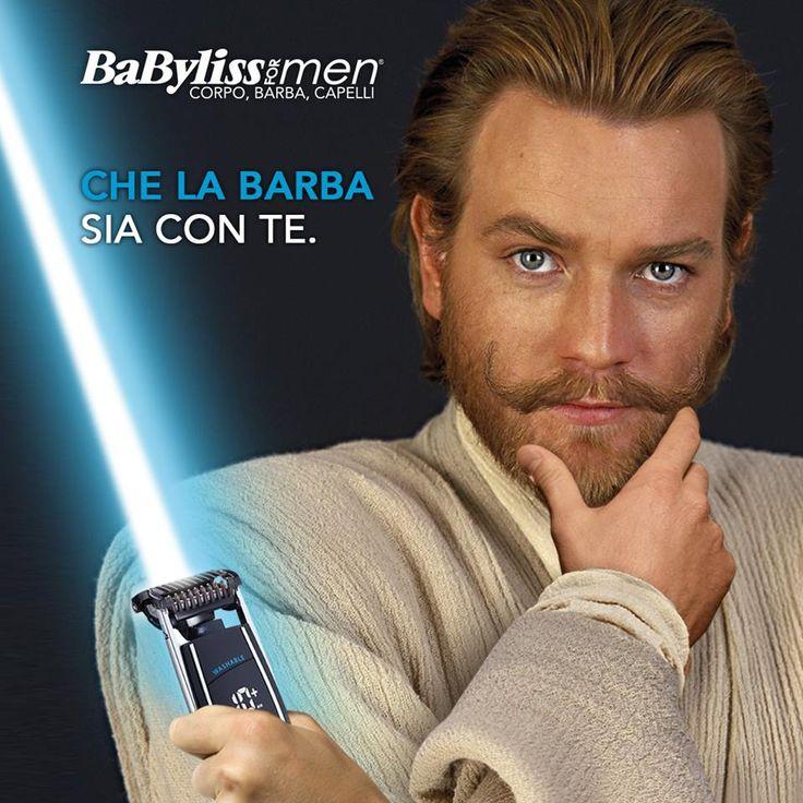 BaByliss for Men #StarWars