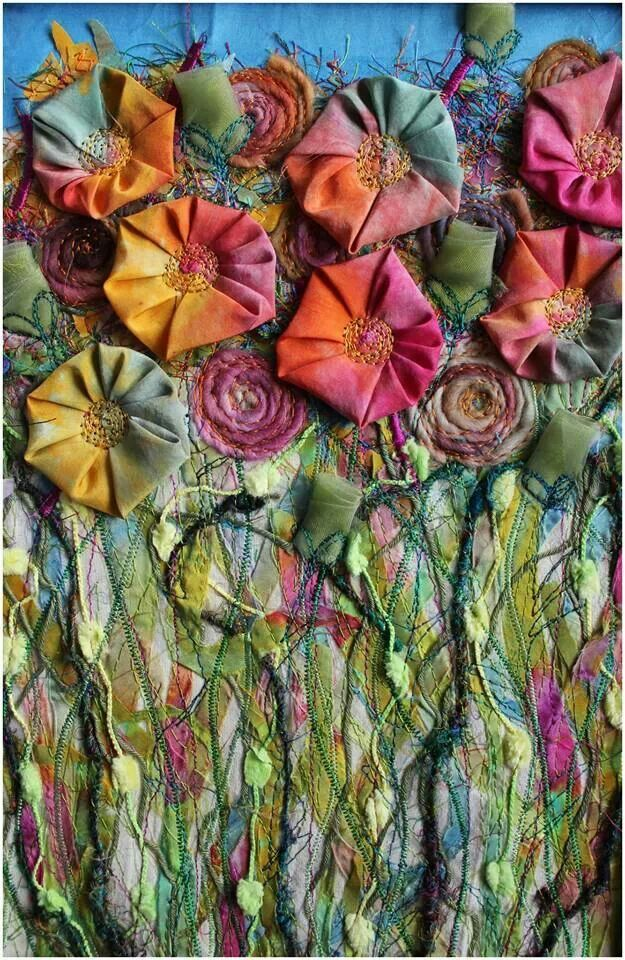 Another Michelle Mischkunig piece. Great textures!