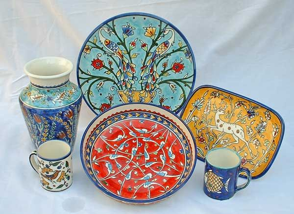 Hand painted pottery    decorativepainters.org  Learn to paint with us! With our step by step pattern based designs, anyone can become a Master Decorative Artist.