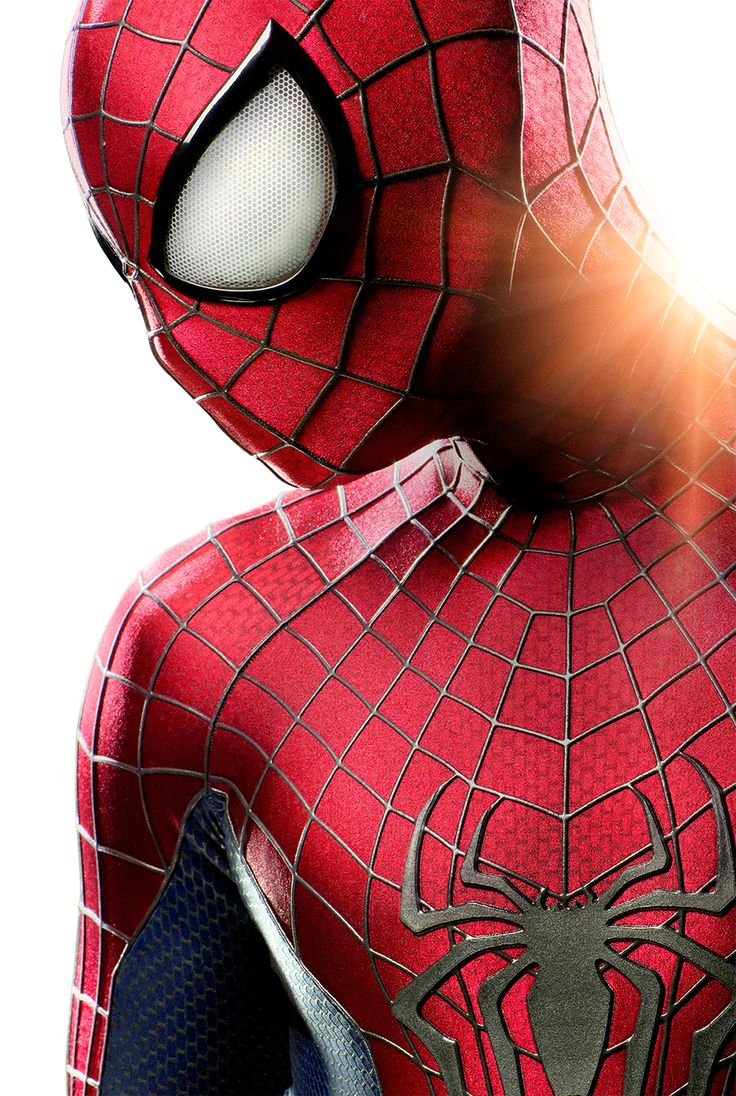 """Check out Spidey's new costume from """"The Amazing Spider-Man 2,"""" now filming!    What do you think of the new duds, Spider-Fans?"""