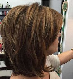 hair styles for big faces 25 best ideas about layered bob haircuts on 4312 | 033c6e7680393a9a9a1e458cdc4312fb