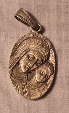 Madonna del Cammino. 3 cm. http://www.tiemmecreazioni.it/it/contatti.html