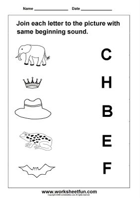 89 best Beginning/Initial sounds images on Pinterest ...