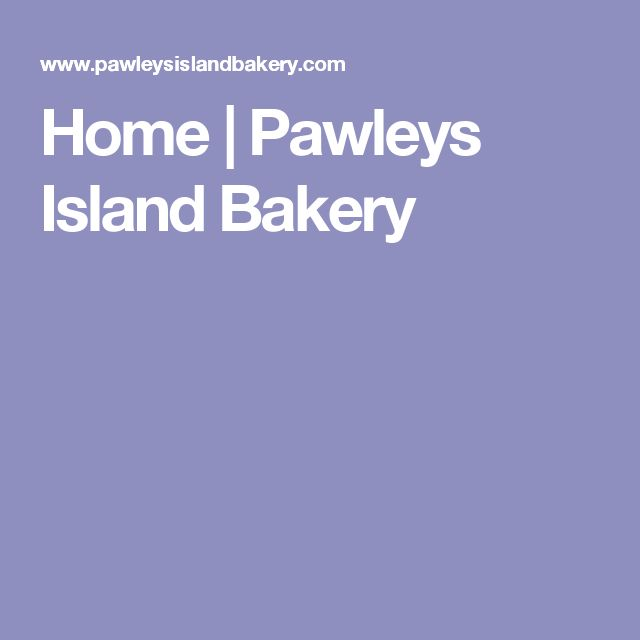 Home | Pawleys Island Bakery