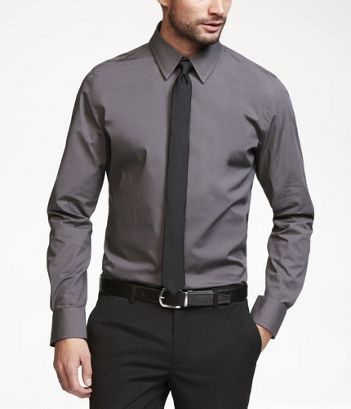 Every guy needs a decent amount of dress shirts and ties! #giftidea