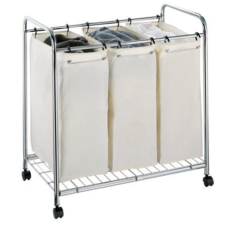 Home Laundry Sorter Laundry Hamper With Wheels Laundry Hamper
