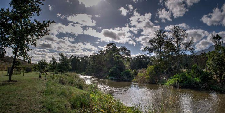 Campsite | Oewerzicht Farms - Greyton