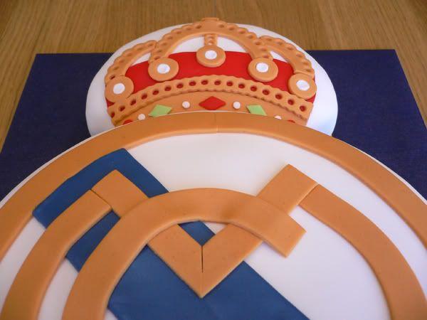 torta del real madrid - Google Search
