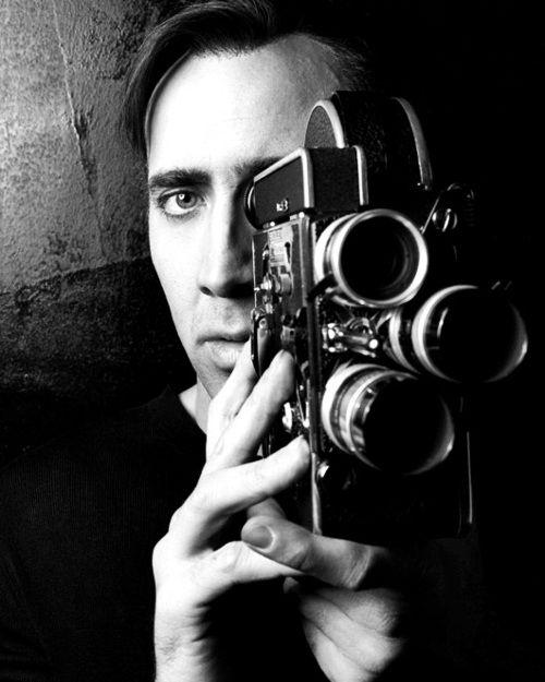 Nicolas Cage...RUFF!