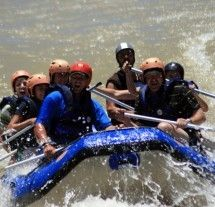 River Rafting Trips with Four Rivers Rafting and Adventures