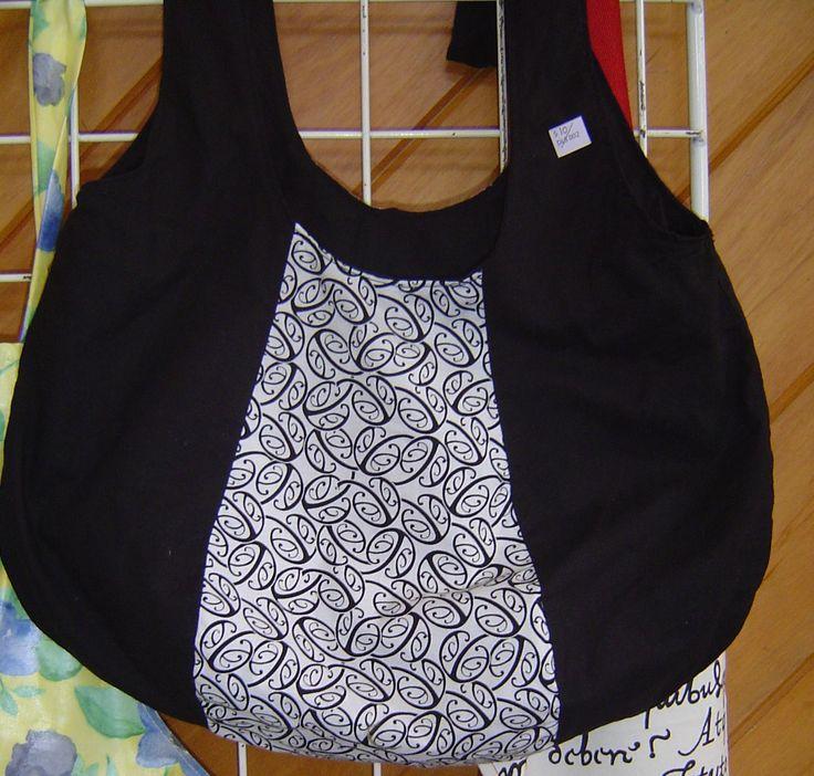My I Love NZ lined bag
